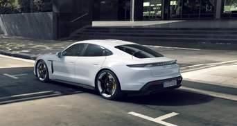 Porsche запускає нову електричну платформу для виробництва електрокарів