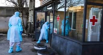 На Закарпатье подтвердили первый случай коронавируса