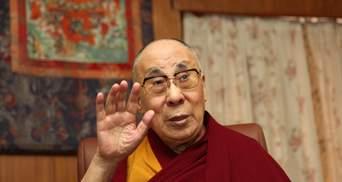 Далай-лама пожертвує людям продукти й ліки через коронавірус