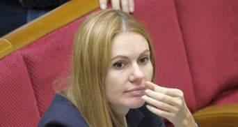 У нардепки Анни Скороход підтвердили коронавірус