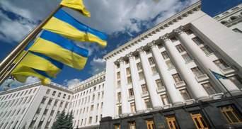 Госохрана не пускает в Офис Президента без скрининга температуры