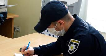 Коронавирусом заболел полицейский еще и на Запорожье