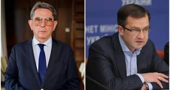 Официально: глава Минздрава Емец и министр финансов Уманский уходят в отставку