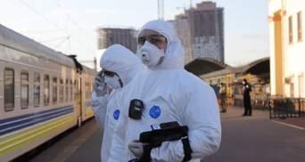Новые 6 случаев COVID-19 обнаружили в Днепропетровской и Донецкой областях
