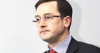 Игоря Уманского уволили с должности министра финансов