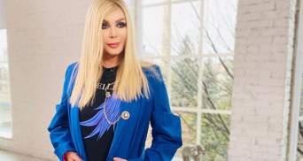 Ирина Билык рассказала, как относится к девушке старшего сына
