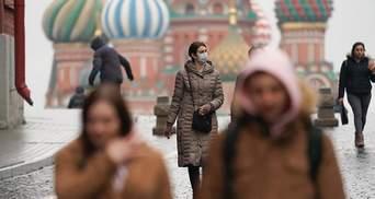 Росіян жорстко каратимуть за порушення карантину і фейки про коронавірус: що заборонено
