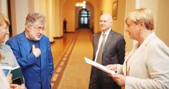 Горела хата: Коломойский выиграл у Гонтаревой суд о защите чести