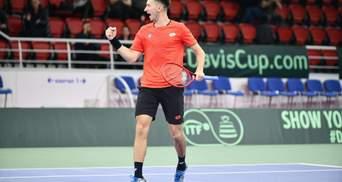 Український тенісист Стаховський попросив Ілона Маска допомоги в боротьбі з коронавірусом
