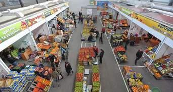 Как работают рынки Львова в условиях карантина: видео