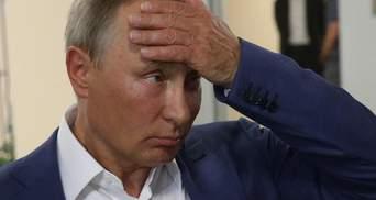 """Путин повел себя как классический """"ковидиот"""" – журналист о рукопожатии с больным врачом"""
