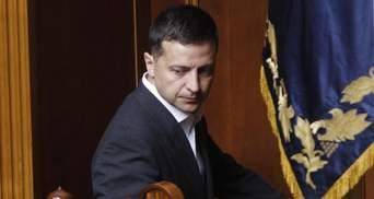 """Зеленський обговорив з головними у """"Слузі народу"""" скандал з Єрмаком"""