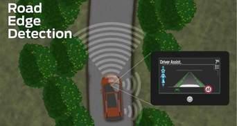 Ford представил новую систему, которая помогает водителям не съехать с дороги: видео