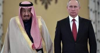 Нафтова війна: Саудівська Аравія і Росія знову не домовилися, зустріч ОПЕК+ перенесли