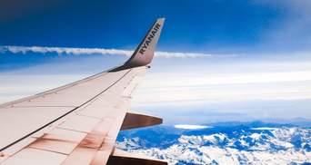 Ryanair получил разрешение на 28 рейсов между Италией и Украиной до июля