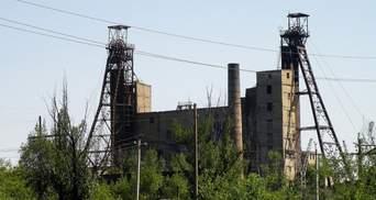 Оккупанты затопили две шахты на Луганщине