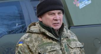 Таран скасував наказ про реформу сил оборони