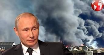 Радиация может и подождать, или Путин важнее всех
