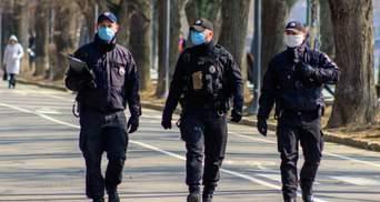 Коронавірус в Україні: у яких областях рекомендують не виходити на вулицю