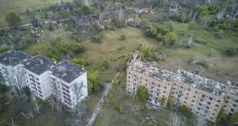 Пожежа у Чорнобильській зоні: забруднене повітря може потрапити до Києва