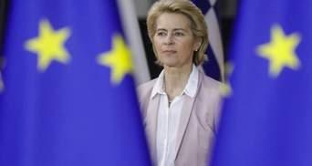 Угроза распада ЕС прошла, – глава Еврокомиссии