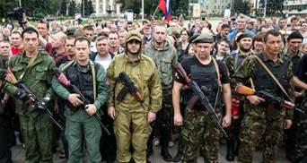 Зеленський, дай статус: терористи змінили вимоги до Президента України