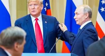Доповідь Мюллера про можливі зв'язки Трампа з Росією: правда по краплі