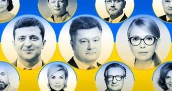 """Кандидати в президенти: хто має російські """"гачки"""" в біографії"""