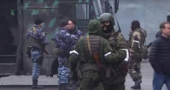 Вот так в Луганске будет всегда, пока у власти РФ
