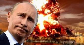 Путин продолжит нас взрывать