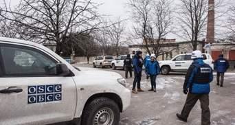 """Спецслужби терористів """"ЛНР"""" готують провокації проти ОБСЄ"""