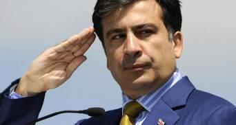 Саакашвили взял низкий старт на президентское кресло