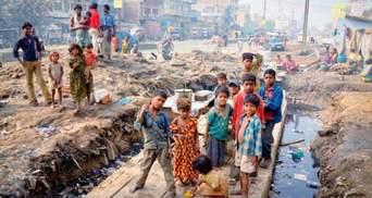 У ВООЗ заявили, що самоізоляція може бути неефективною у бідних країнах