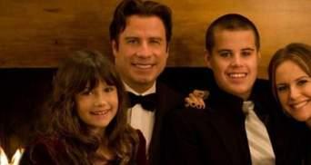 Джон Траволта привітав загиблого сина-аутиста з днем народження: зворушливе фото