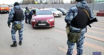 У Москві ввели пропускний режим: утворилися черги в метро і затори на дорогах – фото, відео