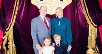 Не королевские развлечения: княгиня Монако показала своих детей на карантине