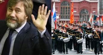 COVID-19 у Новинского, парад Победы в России перенесли – Гуд найт Юкрейн