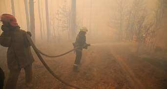 Не перша і не остання: що пишуть іноЗМІ про пожежу в Чорнобилі