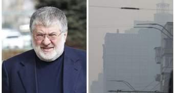 Влияние Коломойского на парламент, загрязнение воздуха в Киеве– Гуд найт Юкрейн