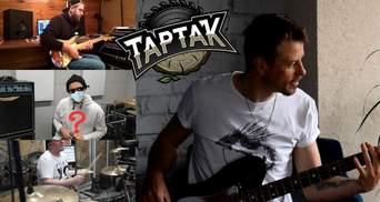 """Группа """"Тартак"""" представила нового вокалиста: имя музыканта"""