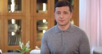 Привітання президента Володимира Зеленського з Великоднем: відео