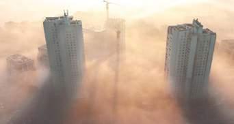Загрязненный воздух в Киеве: почему ситуация ухудшается ночью