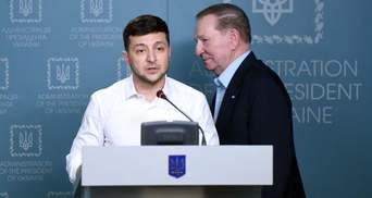 Зеленський багато в чому успадковує політичну модель Кучми, – Лещенко