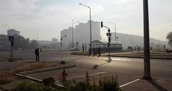 Следом за Киевом: Харьков тоже страдает от смога