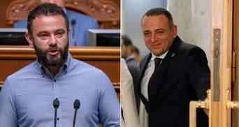 Дубинского и Бужанского не добавили в новый чат Слуг народа, – СМИ