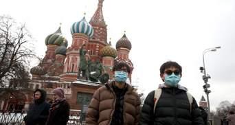 Росія перемогла коронавірус?