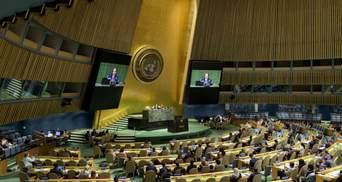 Попытка России ослабить санкции провалилась: Украина заблокировала резолюцию на Генассамблее ООН
