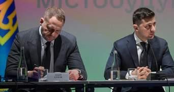Зеленский назначил Ермаку нового заместителя, прдыдущую – отправили в правительство