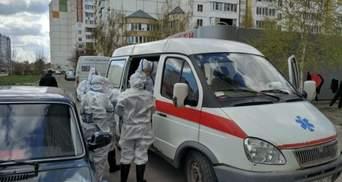 Ситуація з коронавірусом у гуртожитках на Київщині: мешканців масово тестують