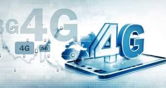 Где больше всего используют 4G-интернет в Украине – интересная инфографика
